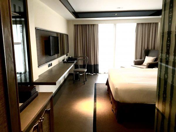 リーバ スーリヤ バンコク ホテル (Riva Surya Bangkok Hotel)の客室1