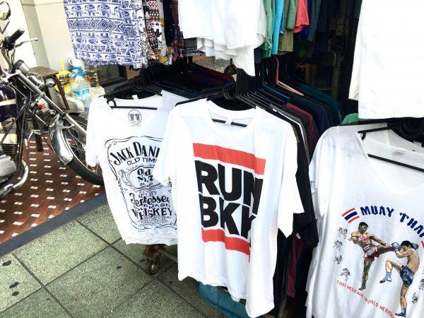 カオサン通り RUNBKK