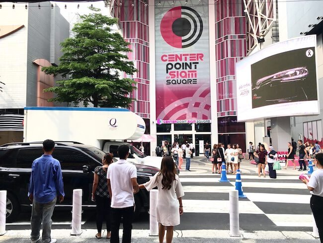 サイアムスクエアの歩き方。安い女性物の洋服が多いおすすめエリアを中心に紹介していくよ。