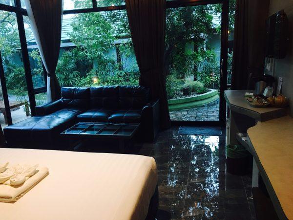 フォレストスコータイゲストハウスの客室2