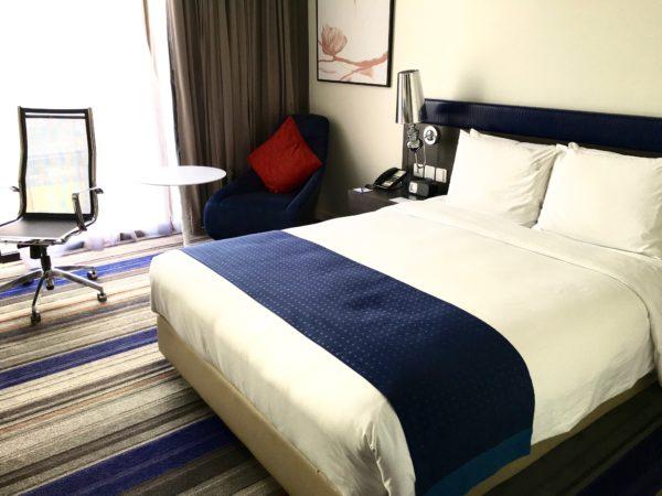 ホリデイ イン エクスプレス バンコク サイアム (Holiday Inn Express Bangkok Siam)の客室2