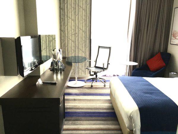 ホリデイ イン エクスプレス バンコク サイアム (Holiday Inn Express Bangkok Siam)の客室1