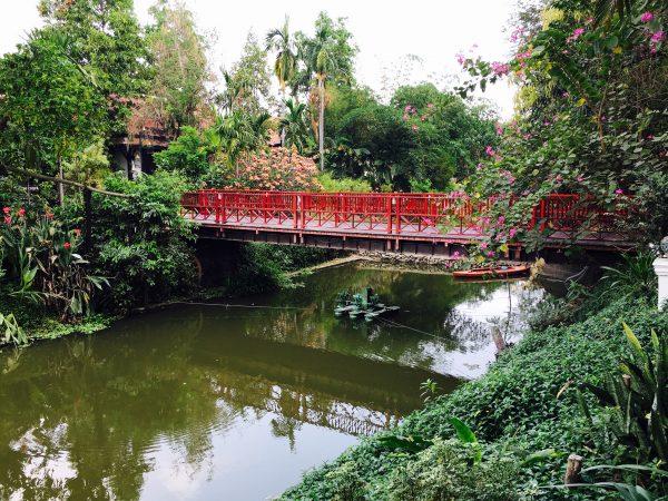 レゲンハ スコータイ ホテル (Legendha Sukhothai Hotel)の敷地内1