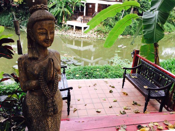レゲンハ スコータイ ホテル (Legendha Sukhothai Hotel)の敷地内2