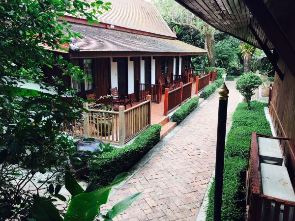 レゲンハ スコータイ ホテル (Legendha Sukhothai Hotel)の敷地内