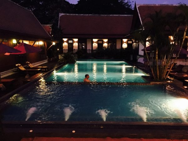 レゲンハ スコータイ ホテル (Legendha Sukhothai Hotel)のプール