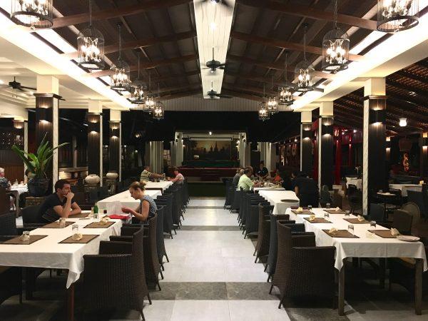 レゲンハ スコータイ ホテル (Legendha Sukhothai Hotel)のレストラン