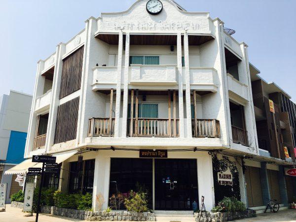ナコーン デ スコータイ ヒップ ホテル (Nakorn De Sukhothai Hip Hotel)の外観
