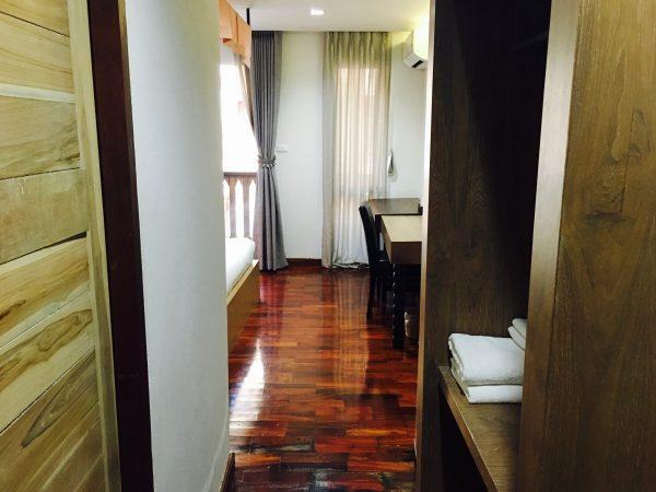 フォレスト スコータイ ゲストハウス (Foresto Sukhothai Guesthome)の客室1