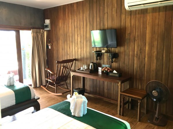 サワディースコータイ リゾート (SawasdeeSukhothai Resort)の客室2
