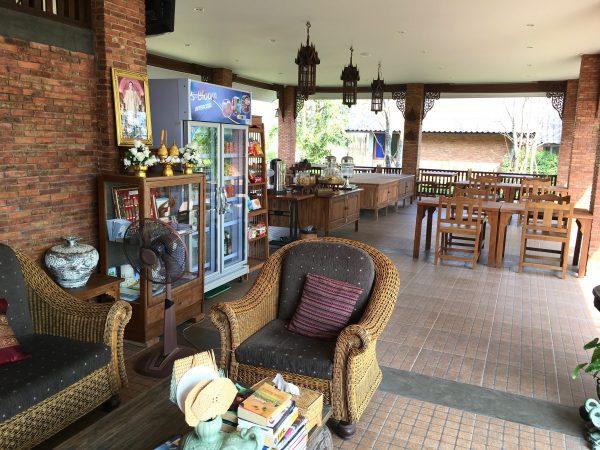 サワディースコータイ リゾート (SawasdeeSukhothai Resort)の朝食会場