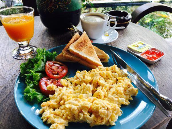 スコータイ 朝食