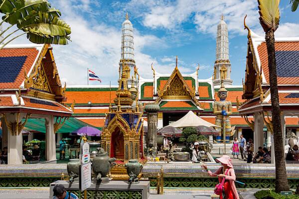 バンコクの観光地まとめ。全25ヶ所をおすすめ順に全て紹介していく。