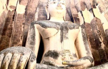 ワット・シーチュムの仏像