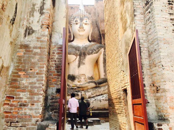ワット・シー・チュムの仏像