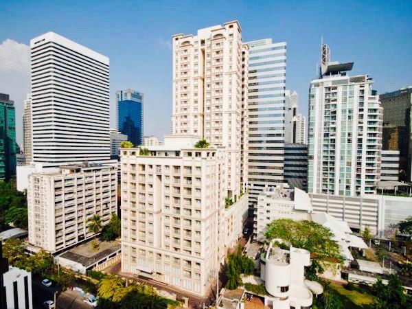 グランド メルキュール バンコク アソーク レジデンス(Grand Mercure Bangkok Asoke Residence)の外観