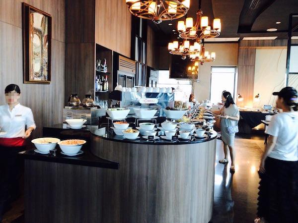 グランド センター ポイント ホテル ターミナル 21 (Grande Centre Point Hotel Terminal 21)の朝食会場