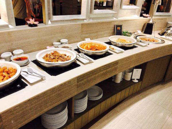 グランド センター ポイント ホテル ターミナル 21 (Grande Centre Point Hotel Terminal 21)の朝食会場2