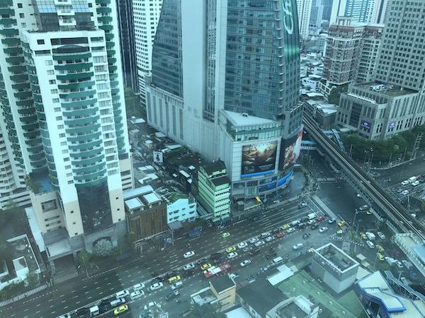 グランド センター ポイント ホテル ターミナル 21 (Grande Centre Point Hotel Terminal 21)から見える景色2