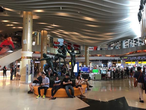 ターミナル21 ハリウッドフロア
