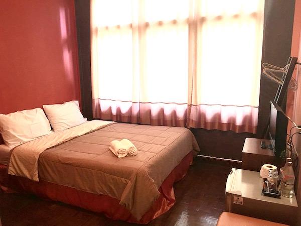 インディー ハウス アット ニマン(Indie House @ nimman)の客室1