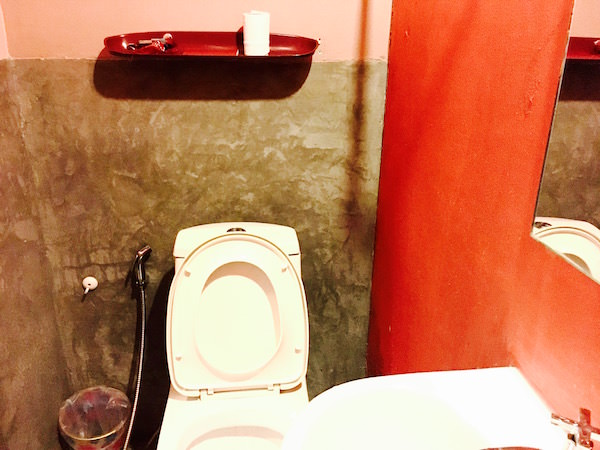 インディー ハウス アット ニマン(Indie House @ nimman)のシャワールーム2