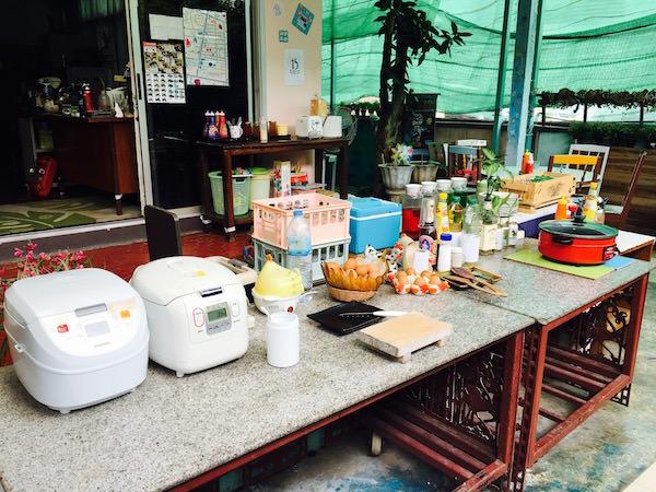 インディー ハウス アット ニマン(Indie House @ nimman)の朝食