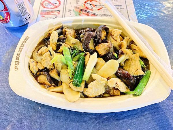 カラレナイトバザール(Ka Lae Night Bazaar)で食べたタイ料理