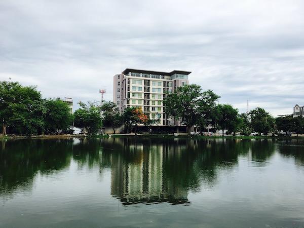 カモンサラ アパートメント (Kamonthara Apartment)の外観