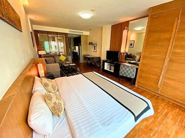カンタリー ヒルズ ホテル(Kantary Hills Hotel)の客室2