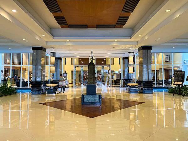 カンタリー ヒルズ ホテル(Kantary Hills Hotel)のエントランスロビー2