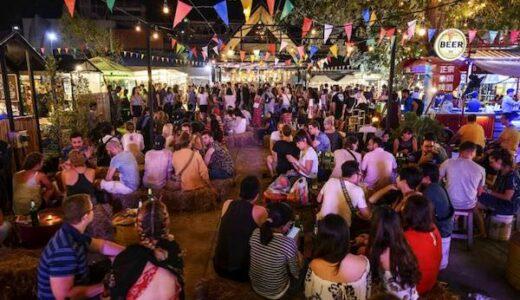 チェンマイのおすすめナイトマーケット5ヶ所。タイ北部独特の夜市が楽しい。