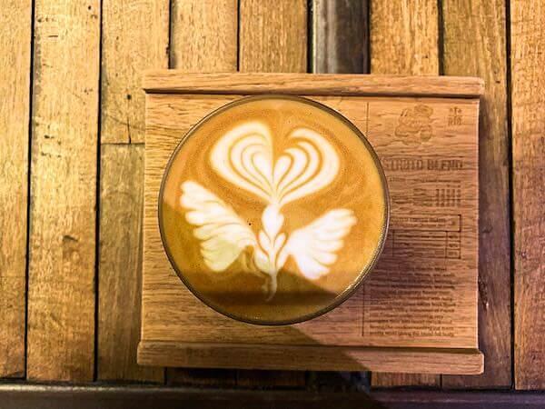 リストレットコーヒー(Ristr8to)で飲んだコーヒー