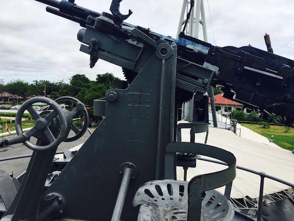 メークロン号の武器1