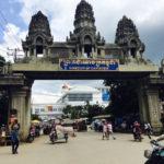 カンボジア入国の国境