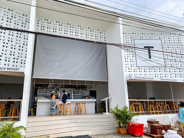 タワエン ビーチ リゾート(Tawaen Beach Resort)の外観