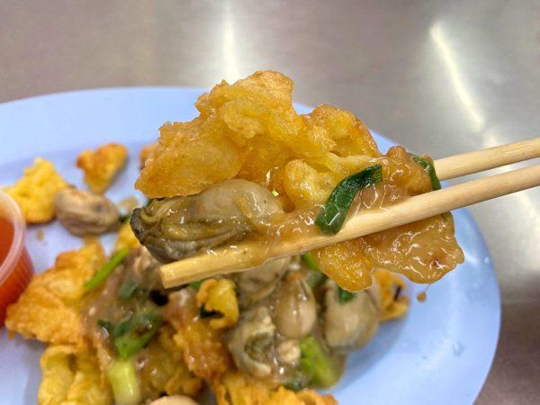 ナイモンホイトート(Nai Mong Hoi Thod)で食べたホイトート2