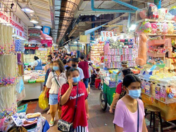 サンペン市場1