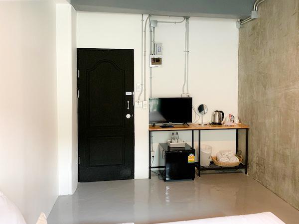 ハグヌール ホステル アンド コーヒー(Hugnur Hostel and Coffee)の客室2