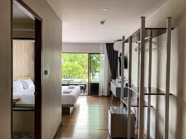 ザ S ヴィラズ ホテル(THE S VILLAS HOTEL)の客室1