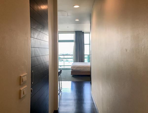 チャトリウム ホテル リバーサイド バンコク (Chatrium Hotel Riverside Bangkok)のグランドルーム リバービュー1