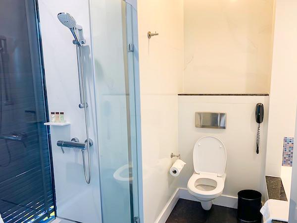 チャトリウム ホテル リバーサイド バンコク (Chatrium Hotel Riverside Bangkok)グランドスイート 1ベッドルーム リバービューのバスルーム