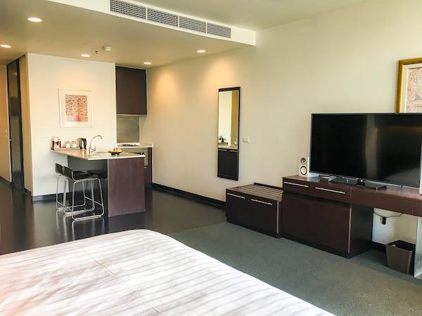 チャトリウム ホテル リバーサイド バンコク (Chatrium Hotel Riverside Bangkok)のグランドルーム リバービュー3