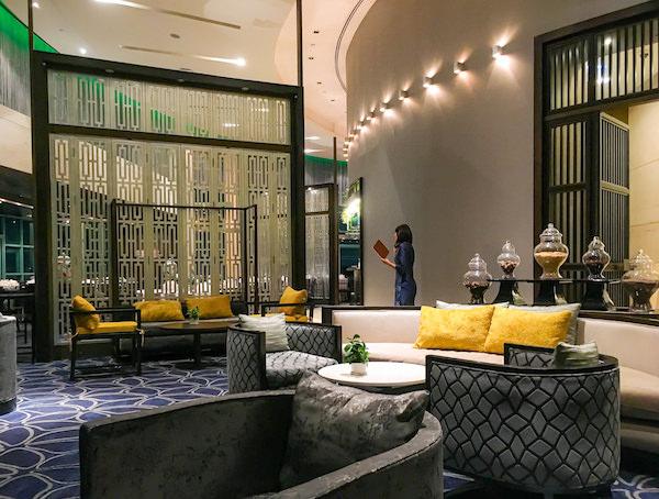 チャトリウム ホテル リバーサイド バンコク (Chatrium Hotel Riverside Bangkok)のスカイバー1