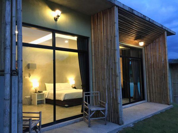 カーブ 360 ホテル カオヤイ(Curve360 Hotel Khao Yai)の客室1