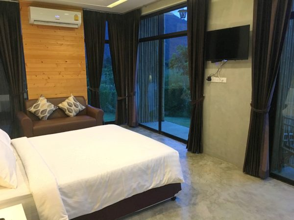 カーブ 360 ホテル カオヤイ(Curve360 Hotel Khao Yai)の客室2