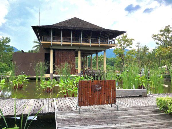 キリマヤ ゴルフ リゾート スパ(Kirimaya Golf Resort Spa)のレストラン