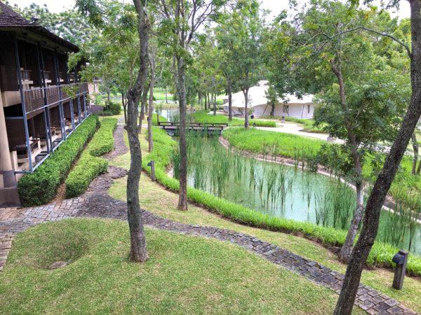 キリマヤ ゴルフ リゾート スパ(Kirimaya Golf Resort Spa)の敷地内2