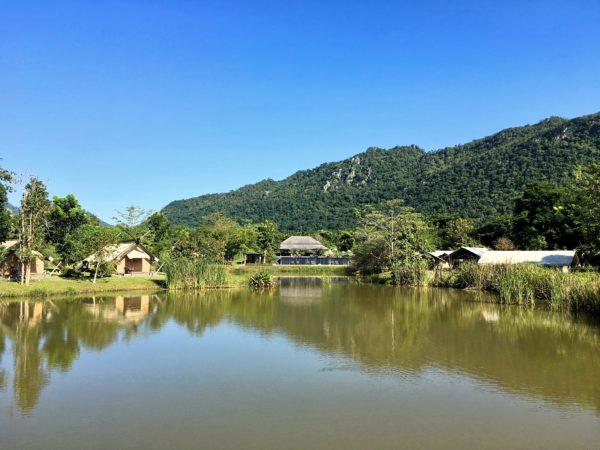 ララ ムクハ テンティッド リゾート カオヤイ(Lala Mukha Tented Resort Khao Yai)の敷地1