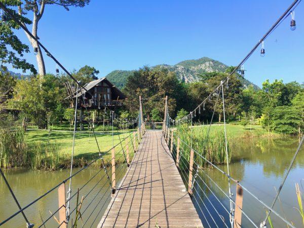 ララ ムクハ テンティッド リゾート カオヤイ(Lala Mukha Tented Resort Khao Yai)の敷地2